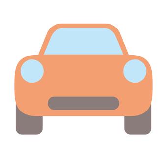 Car icon 2 pictogram