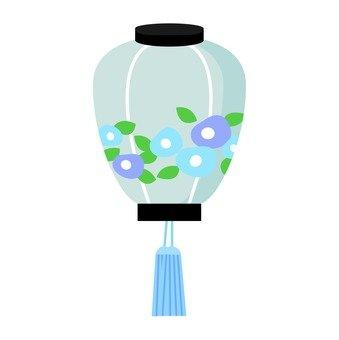 Lantern light for tray 03