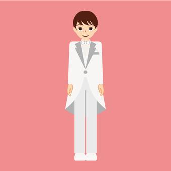 婚禮(新郎)