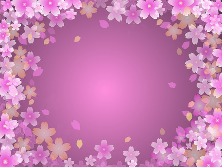 Sakura background Ⅱ