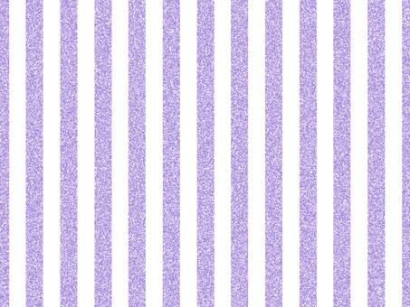 Striped lame purple