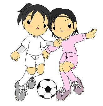 Women's Football / Long Sleeve