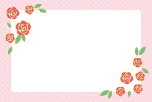 Roses Princess Frame