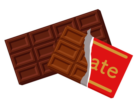 Cookery _ Confectionery _ Board Chocolate _ No Line