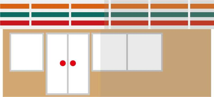 Convenience store 01