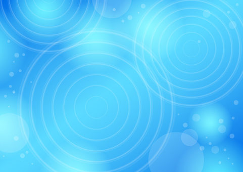 Image background, ripples (blue)