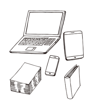 Electronics and documents