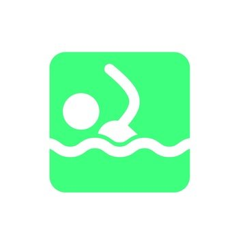 Swimming icon 2