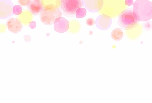 水彩画風背景05
