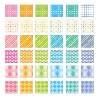 Various pattern 2