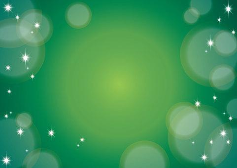 반짝 반짝 배경 녹색 3