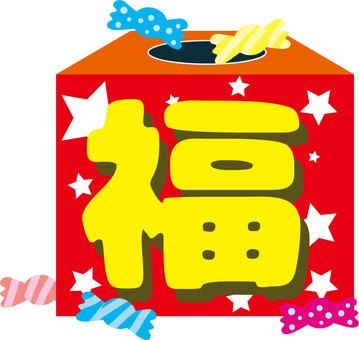 사탕 잡기 상자