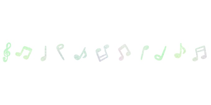 Musical note line 3