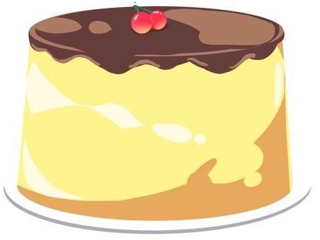 Huge Pudding