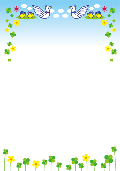 Certificate A4_ swan clover