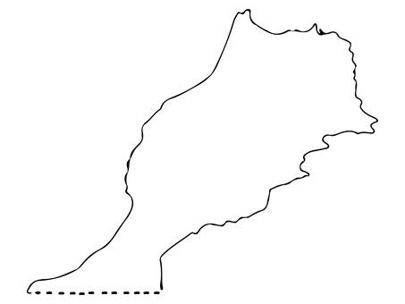摩洛哥地形