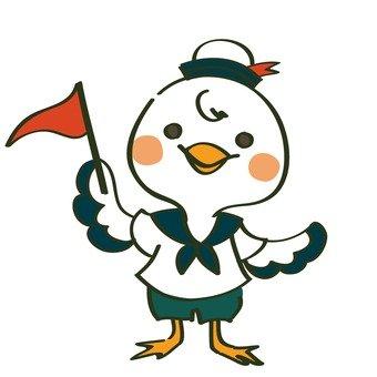 A bird's tour conductor