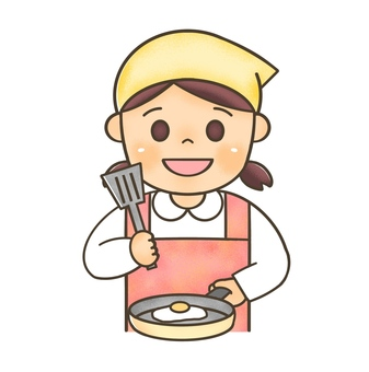 Cooking girl 2