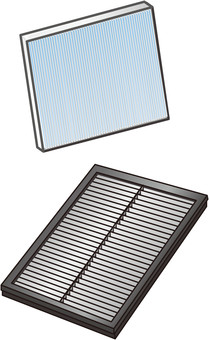 Air conditioner filter · Air filter