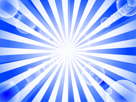 ai Blue and white radial color background · Frame 3
