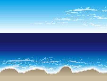 Coast illustration