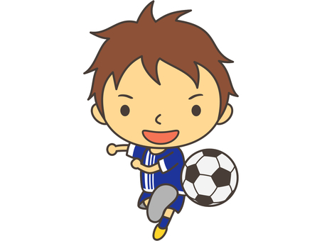 Soccer character A5