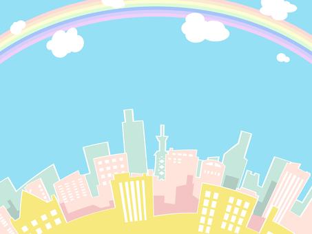 하늘과 도시 2