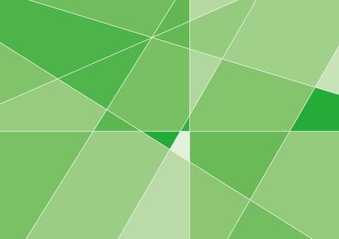 背景裂紋_綠色