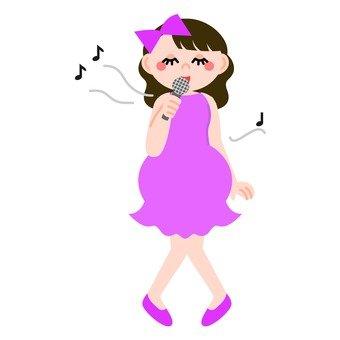 唱少女女人