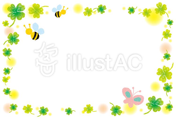 春のフレームイラスト No 64654無料イラストならイラストac