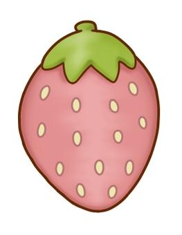 파스텔 딸기