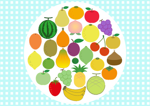 fruit_28 kinds of fruits 8