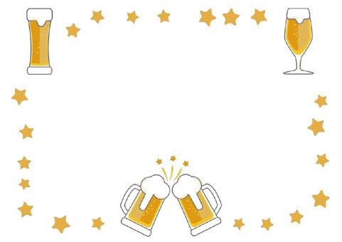 Beer frame 2