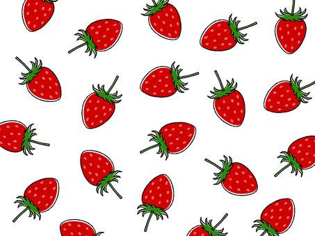 Strawberry illustration <1>