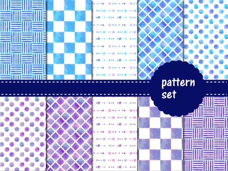 Pattern set 42