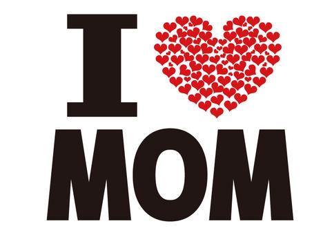 Card-I LOVE MOM