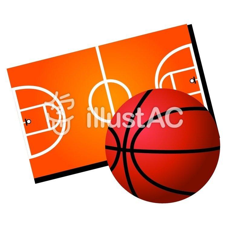 バスケットボールイラスト No 87563無料イラストならイラストac