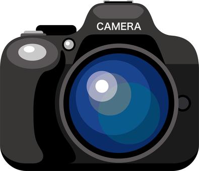 SLR camera digital camera