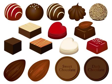초콜릿 <발렌타인>