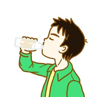 I will drink it.