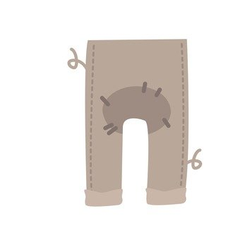 Old trousers