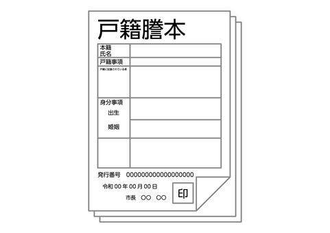 Multiple family register images