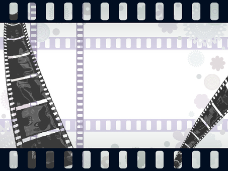 Movie film space