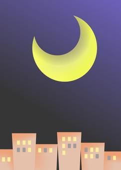 달과 집들이
