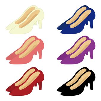 Shoes (pumps set)