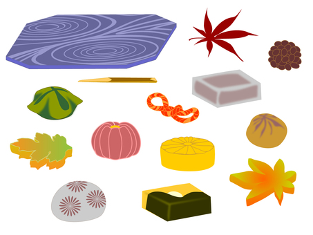 Autumn sweets