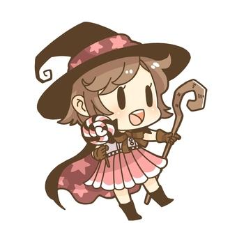 女巫的女孩