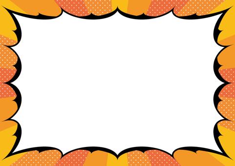 Amekomi style dot background 1
