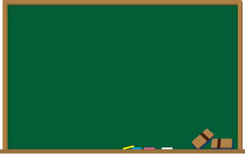 Frame blackboard