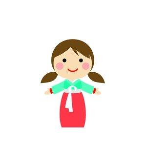 Hanbok women 6